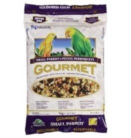 Bird Gourmet Small Parrot Mix 1kg-V
