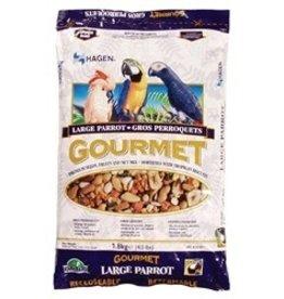 Bird Parrot Gourmet Seed Mix 1.8kg-V