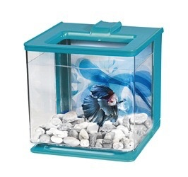 Aquaria MA-EZ CARE BETTA KIT - BLUE