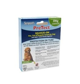 Dog & cat Sergeants PreTect Squeeze-On Dog >30kg
