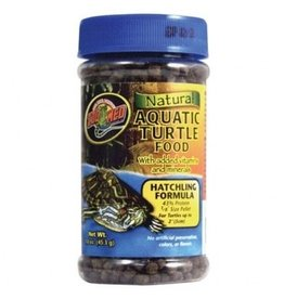 Reptiles (W) ZM HATCH AQ. TURTLE FOOD 1.9OZ