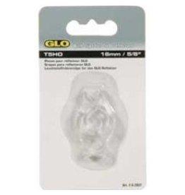 Aquaria (W) Glo T5HO Bulb Clips for Reflector,2pcs