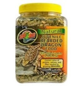 Reptiles (W) ZM Bearded Dragon Food Juv 20 oz