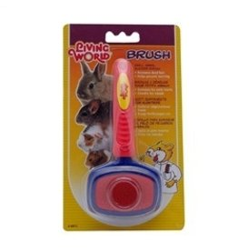 Small Animal (D) LW Small Animal Oval Slicker Brush (LC)