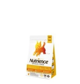 Dog & cat Nutrience Grain Free - Small Breed – Turkey, Chicken & Herring Formula - 2.5 kg