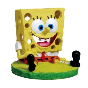 Aquaria (D) PP SPONGEBOB W/ SWIMMING HOLES (LC)