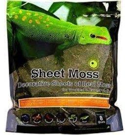 Reptiles (W) GL SHEET MOSS 8QT