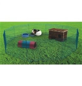 Small Animal Living World Critter - Playtime - 34.29 L x 22.86 H cm (13.5 L x 9 H in)