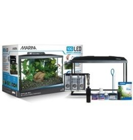 Aquaria Marina 10G LED Aquarium