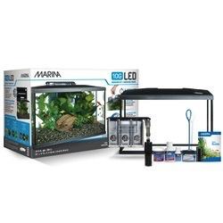 Aquaria Marina 10G LED Aquarium