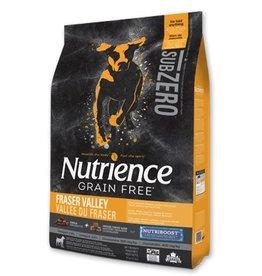 Dog & cat Nutrience Grain Free Sub Zero - Fraser Valley, 10 kg