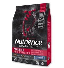 Dog & cat Nutrience Grain Free Sub Zero - Prairie Red, 10 kg