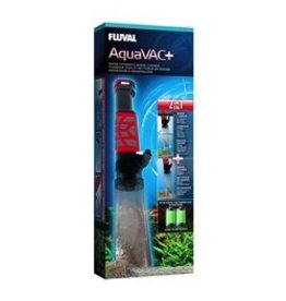 Aquaria (W) Fluval Aquavac+ Water Changer & Gravel Cleaner