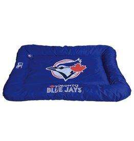 Dog &amp; cat (W) Protect Me Alert Series<br /> Blue Jays Pet Bed