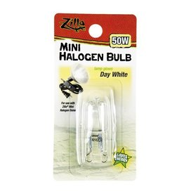 Reptiles Mini Halogen Bulb - Day White - 50 W