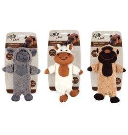 """Dog & cat (W) AFP Lamb Cuddle Crackler, 10"""""""