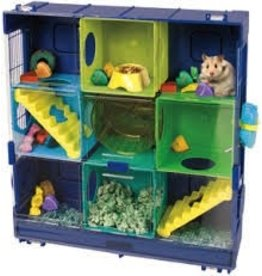 Small Animal (W) Critter Universe Wall Unit