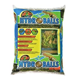Reptiles (W) HydroBalls Lightweight Expanded Clay Terrarium Substrate - 2.5 lb