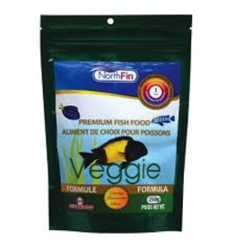Aquaria Veggie Formula - 1 mm Sinking Pellets - 100 g