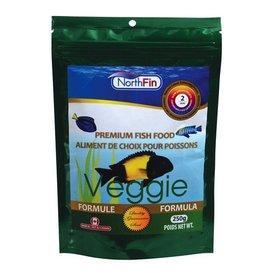 Aquaria (W) NF Veggie Formula - 2 mm Sinking Pellets - 250 g