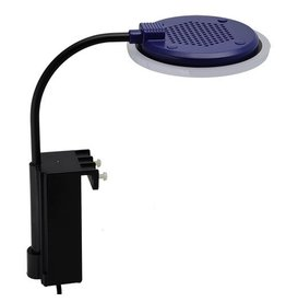 Aquaria (W) Round LED Clamp Light - 9W