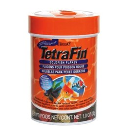 Aquaria (W) TetraFin Goldfish Flakes - 1 oz