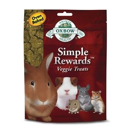 Small Animal OXBOW Simple Rewards Veggie Treat