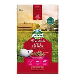 Small Animal OXBOW Essentials Adult Rat Food
