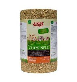 Small Animal (W) Living World Alfalfa Chew-nels - Large