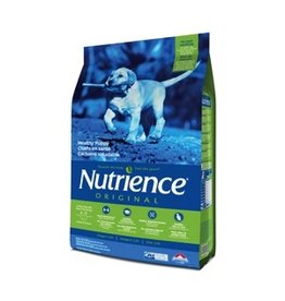 Dog & cat Nutrience Original Healthy Puppy, Chicken Meal with Brown Rice Recipe