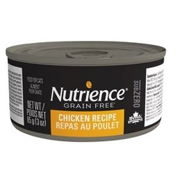 Dog & cat Nutrience Subzero Wet Food for Cats - Chicken Recipe