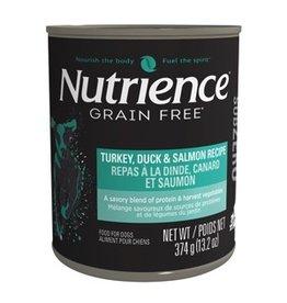 Dog & cat Nutrience Grain Free Subzero, Turkey, Duck & Salmon