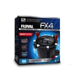 Aquaria (P) Fluval FX4 High Performance Canister Filter (MSRP: $ 539.99)