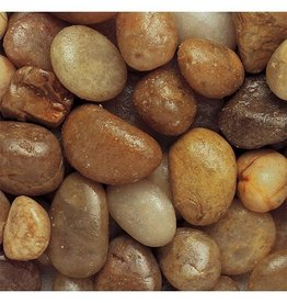 Aquaria Spectrastone Nature Blends Pebbles - Shallow Creek - 25 lb
