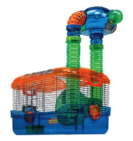 Small Animal (W) Kaytee CritterTrail Triple Play Habitat