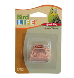 Bird Copper Bird Bell - Small
