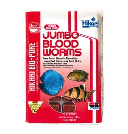 Aquaria (W) HK Frozen Jumbo Blood Worms