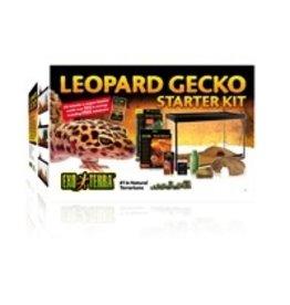 Reptiles (D) Exo Terra Leopard Gecko Starter Kit