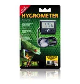 Reptiles (W) Exo Terra Digital Hygrometer