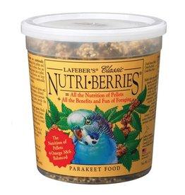 Bird Parakeet Nutri- Berries 12.5 oz