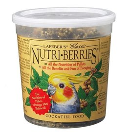 Bird (W) Cockatiel Nutri- Berries 12.5 oz