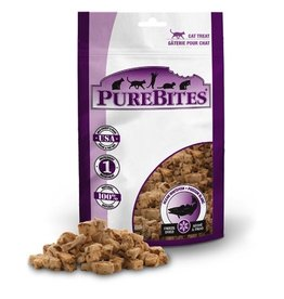 Dog & cat (D) PureBites Ocean Whitefish Freeze Dried Cat Treats