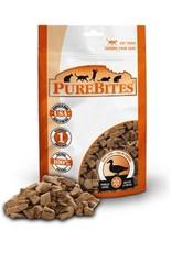 Dog & cat PureBites Duck Freeze Dried Cat Treats 16g