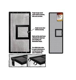 Reptiles (W) CL SCREEN COVER DOOR (36X12)