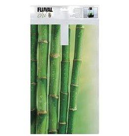 Aquaria (D) FL Chi Aq. Backround - Bamboo