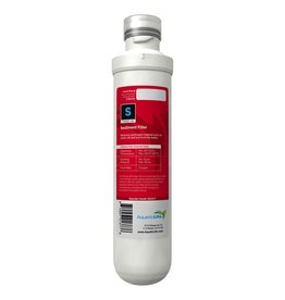Aquaria (W) Twist-In Sediment Filter Cartridge (LC)