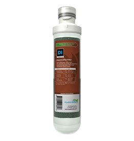 Aquaria (D) Twist-In Mixed Bed Color Changing Deionization Filter Cartridge (LC)