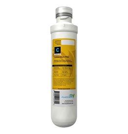 Aquaria (D) Twist-In Carbon Block Filter Cartridge (LC)