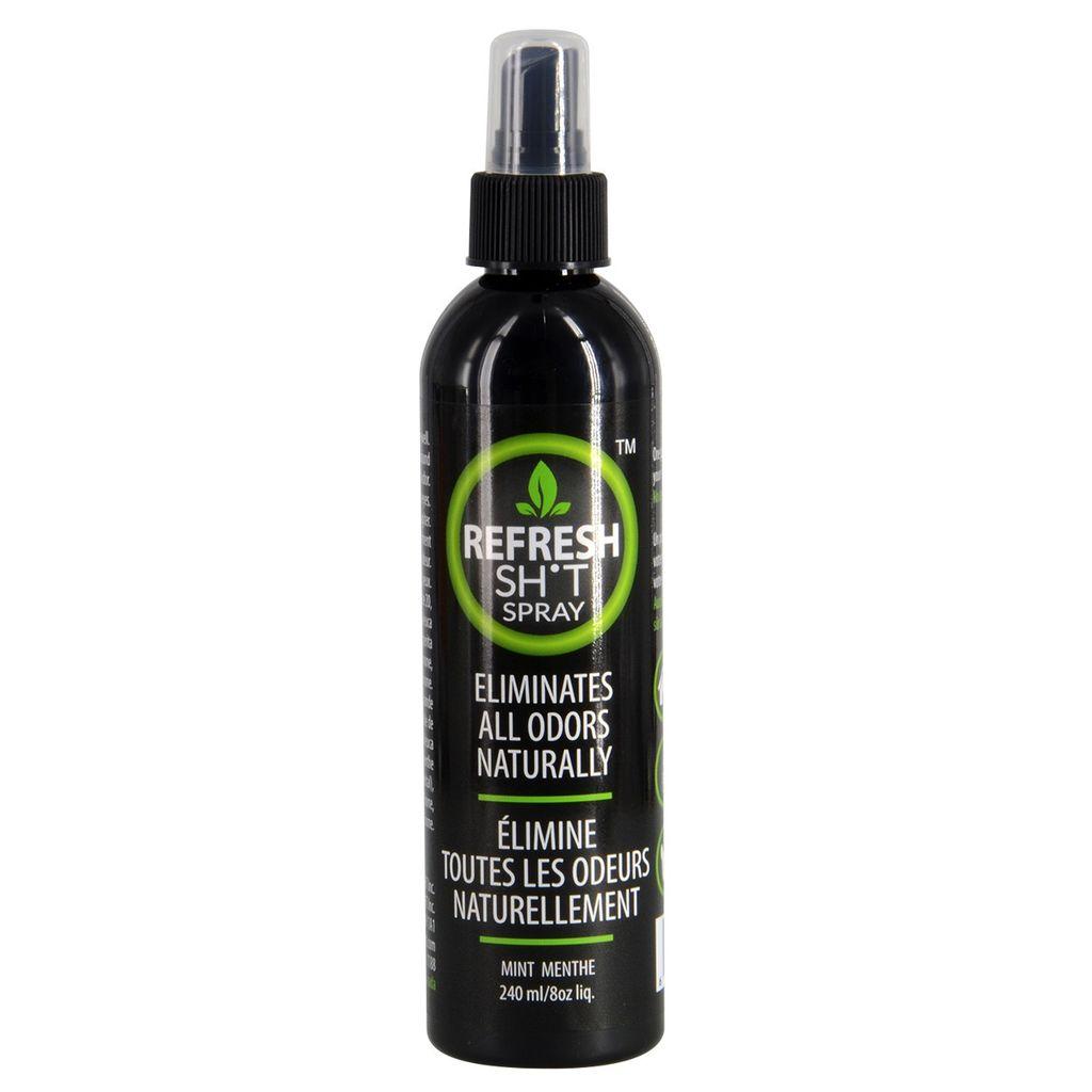 Dog & cat (W) RefreshSht All Natural Odor Eliminator - 8 fl oz