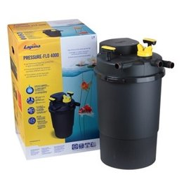 Pond (P) Laguna Pressure Flo 4000 High Performance Pond Filter